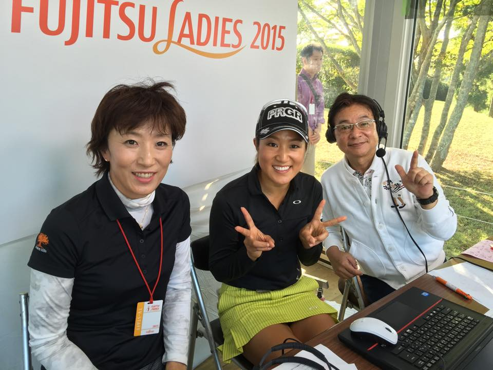 2015富士通レディース2